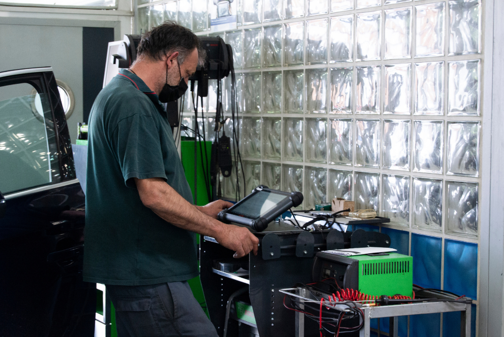 servicio electronica taller alcalá de henares madrid